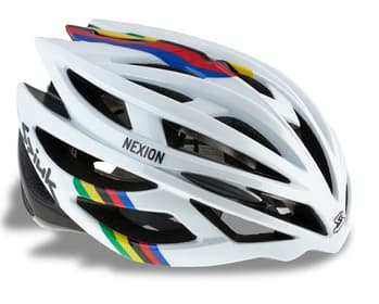 Casco SPIUK NEXION Color Blanco / World Cup  CNEXI1608.