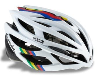 Casco SPIUK NEXION Color Blanco / World Cup  CNEXI1608.