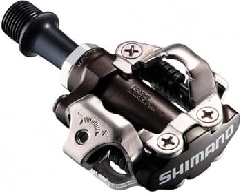 PEDALES SHIMANO M-540 SPD  NEGRO.