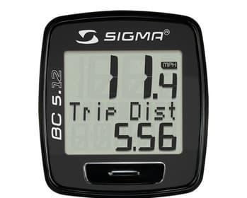 Cuentakilómetros SIGMA BC 5.12