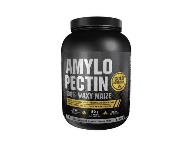 RECUPERADOR GOLD NUTRITION AMYLOPECTIN - 2kg