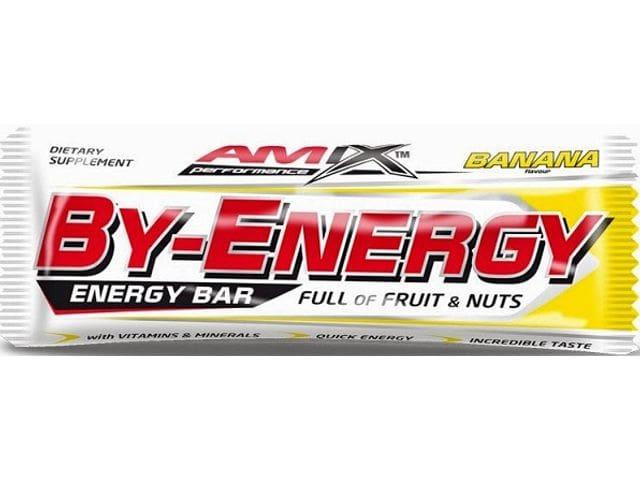 Barritas Energeticas Amix By-Energy