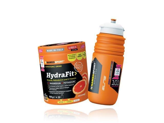 Pack HydraFit Edició Volta Espanya NamedSport