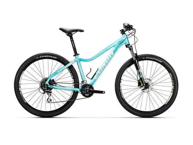 Bicicleta Conor 7200 27´5 Pulgadas LADY AZUL 2020