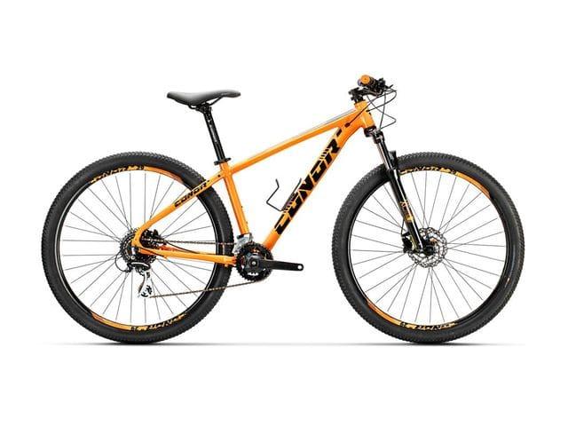 CONOR 7200 DH Bicicleta 29 Pulgadas NARANJA