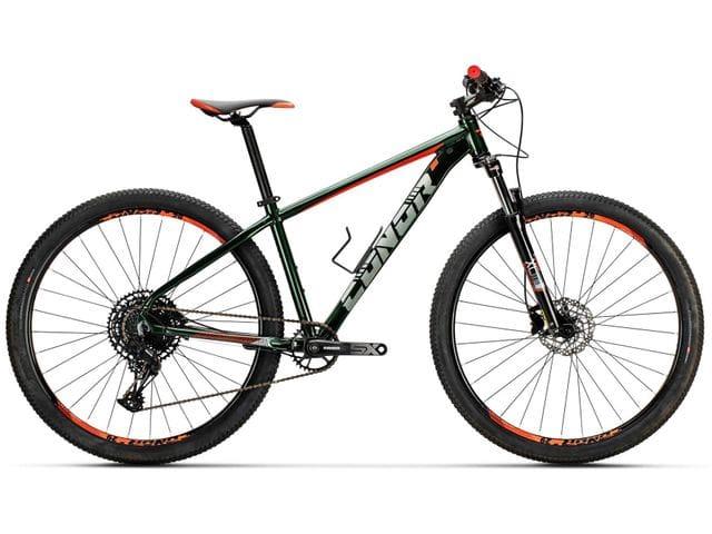 BICICLETA CONOR 9500 ALUMINIO 29 Pulgadas Verde 2020