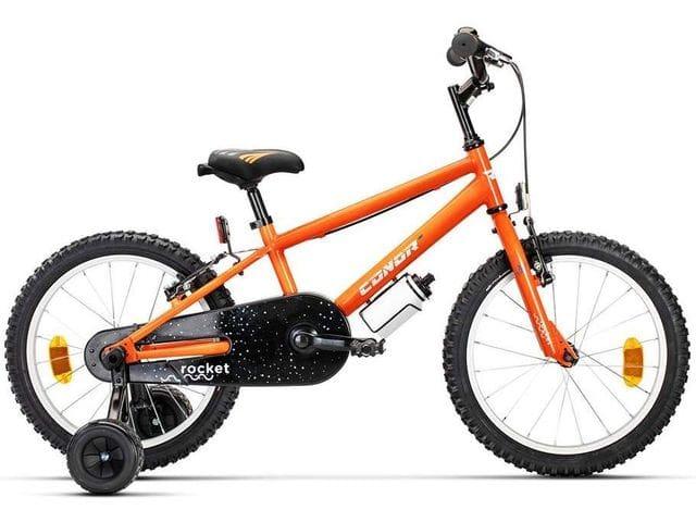 Bicicleta Conor Rocket 18 NARANJA Colección 2021