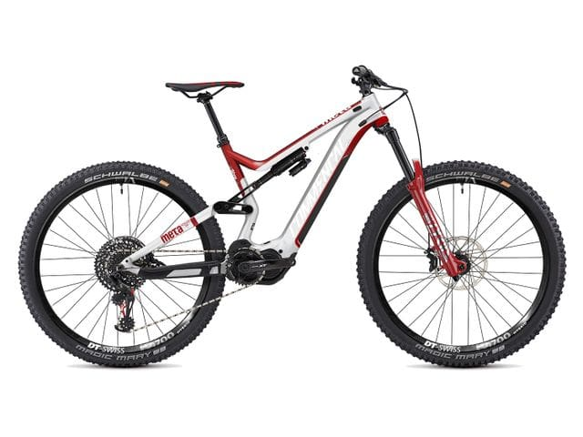 BICICLETA E-BIKE COMMENCAL META POWER TEAM