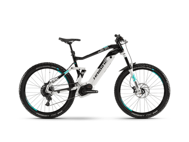 Bicicleta E-BIKE HAIBIKE  SDURO FULLSEVEN LT 5.0 27´5+