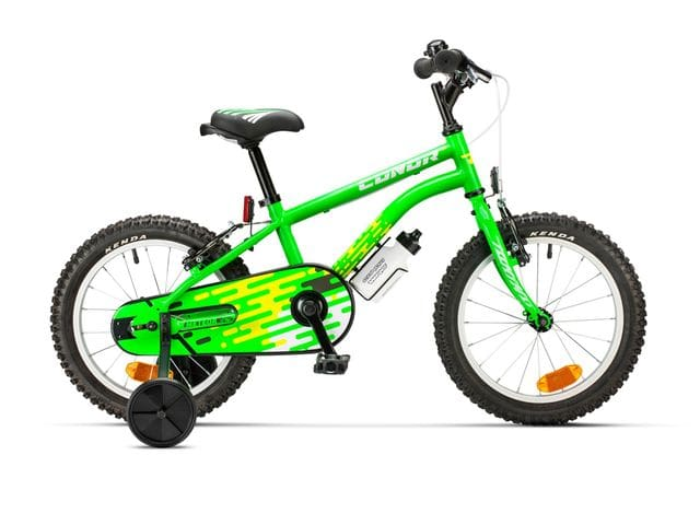 CONOR METEOR GREEN CHILDREN'S BIKE 2020