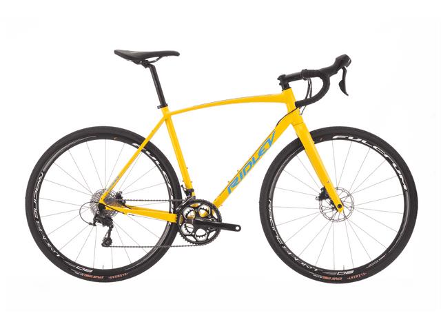 Bicicleta Ridley X . Trail Alloy Shimano 105 HDB