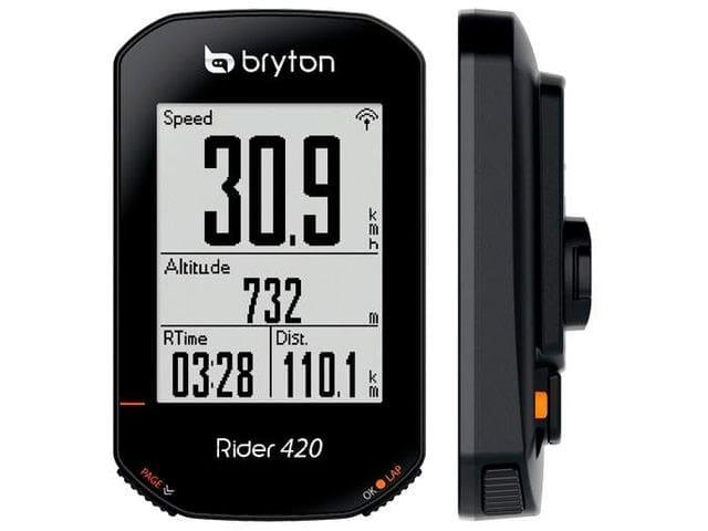 GPS para Ciclismo Bryton Rider 420E