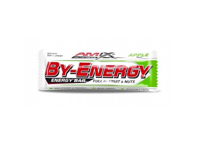 Barritas Energeticas Amix By-Energy Bars - 50g