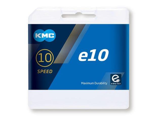 Cadena KMC para E-Bike E10 10V 138 eslabones