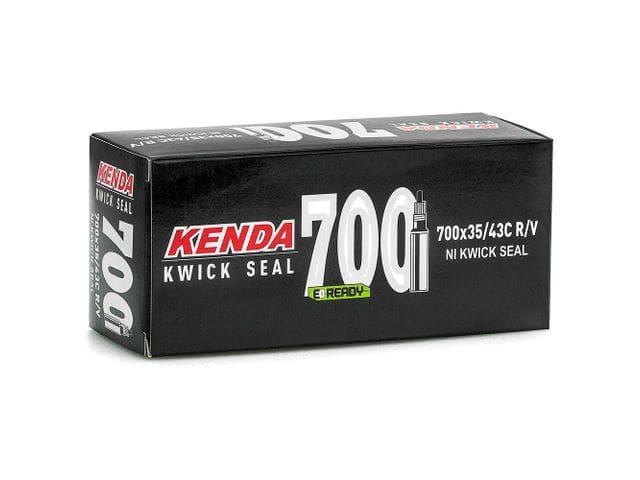 Cámara KENDA TUBES KWICK SEAL 700C x 35/43 Presta Desmontable 32mm