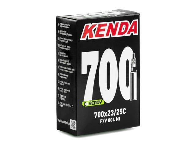 Cámara Kenda 700x23/25C Válvula Presta 80 mm