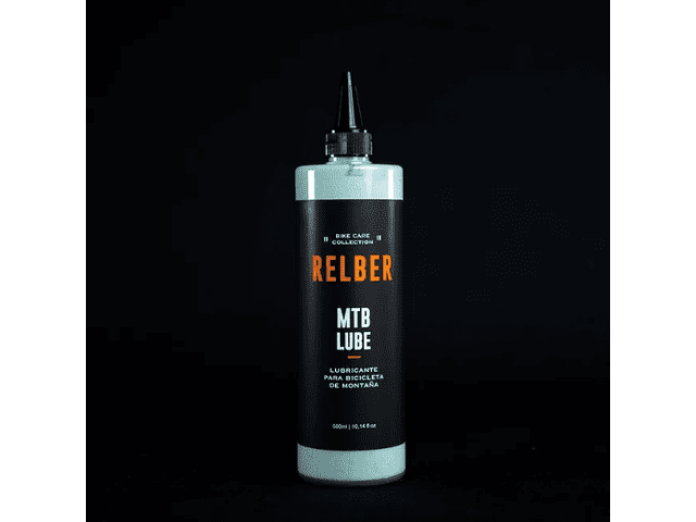 LUBRICANTE PARA BICICLETAS DE MTB RELBER-500ml