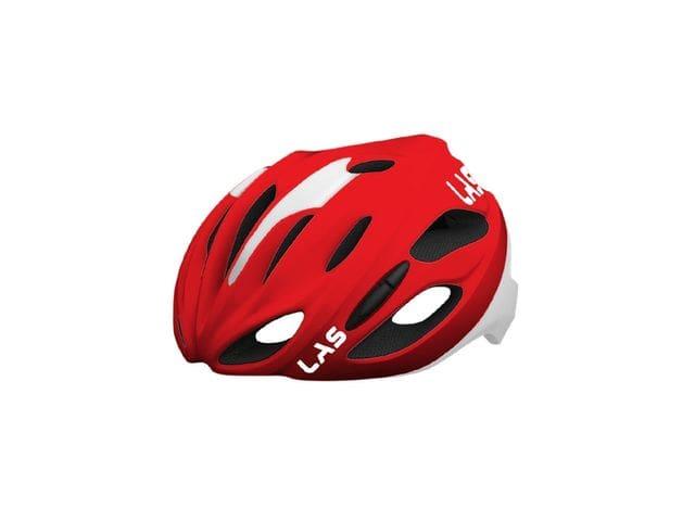 LAS COBALTO Helmet - Rojo/Blanco