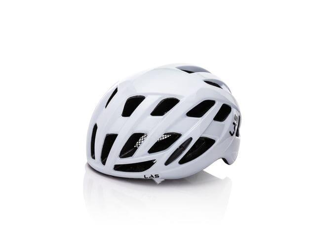 Casco para Bicicletas Modelo XENÓN BLANCO HIELO de LAS
