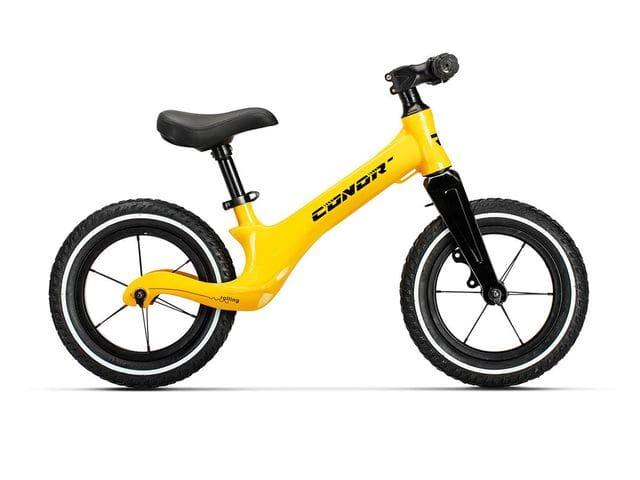 Bicicleta infantil Conor Rolling 12 Pulgadas AMARILLO 2021