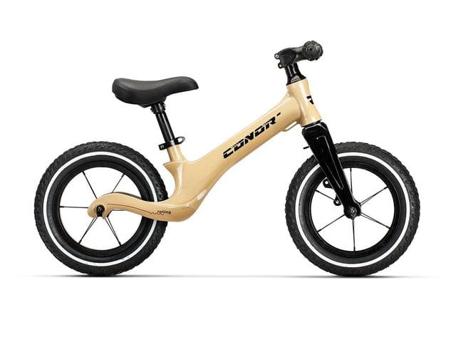 Bicicleta infantil Conor Rolling 12 Pulgadas Crema 2021