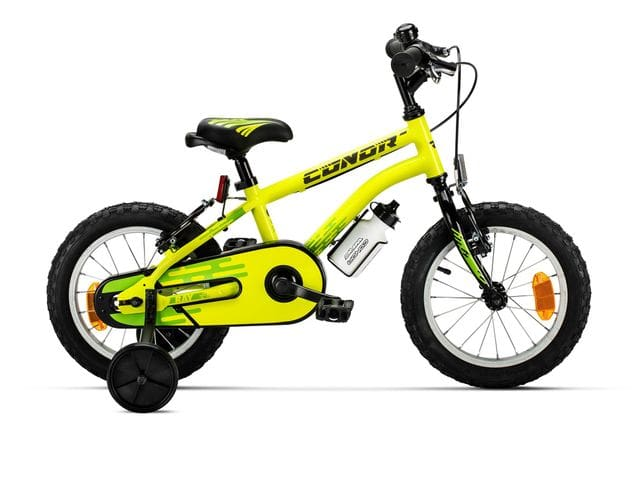 Bicicleta Infantil CONOR RAY GAMMA 2020 Color AMARILLO