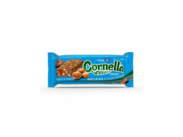 Cornella Nutri-Grain Bar Avellana con Chocolate