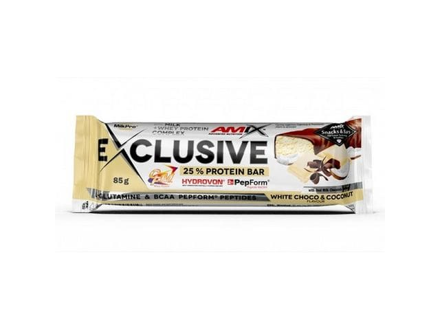 Barrita Proteica Exclusive Bar Double White Choco & Coconut