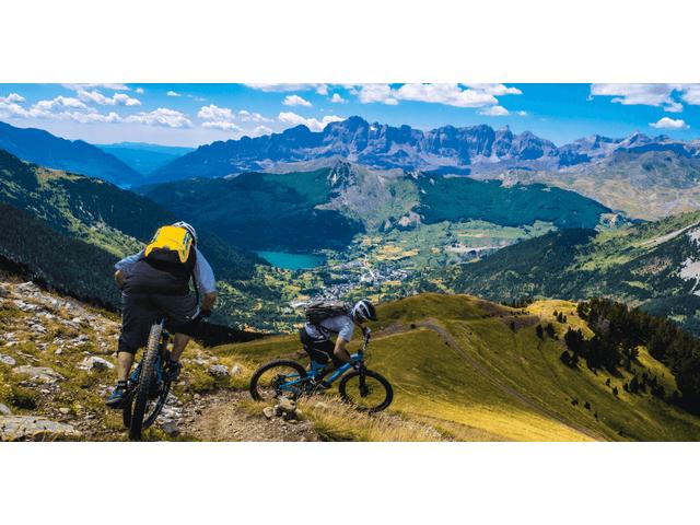 La aventura de tu vida.Big Ride Enduro Series (Open de España)