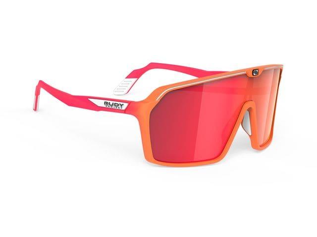 Gafas Rudy Project Spinshield Mandarin Fade / Coral Matte - RP Optics Multilaser Red
