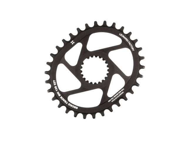Leonardi Gecko Track Shimano 12V-MTB-Plato Ovalado