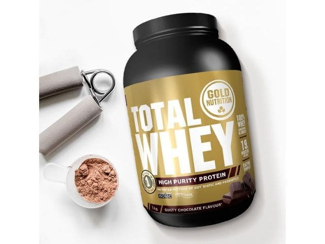 Gold Nutrition Proteínas Total Whey 2 kg