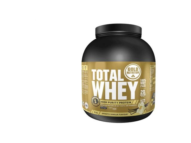 Total Whey Vainilla 2 kg
