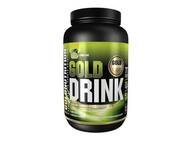 GoldNutrition Gold Drink Isotónico,  1000 gr