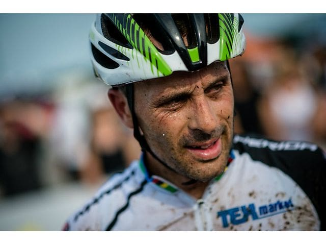 Hermida abandona l'Andalusia Bike Race
