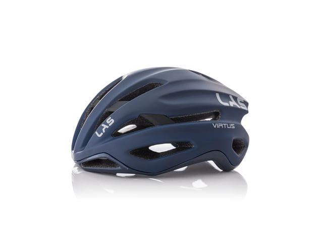 Casco LAS VIRTUS acabado mate color azul