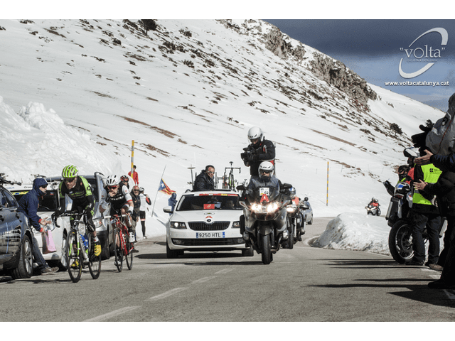 155 països a tot el món seguirà la 96ª Volta Ciclista a Catalunya.