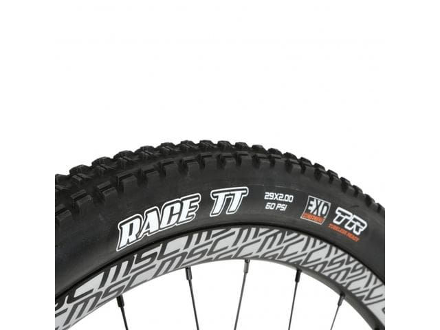 Pneumatic MTB Maxxis Race TT 29 x 2.00 EXO (Protection) TR (Tubeless Ready)