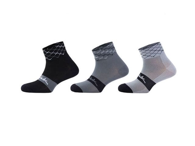 CALCETINES CICLISMO. SPIUK PACK 3 UDS. ANATOMIC MEDIO.