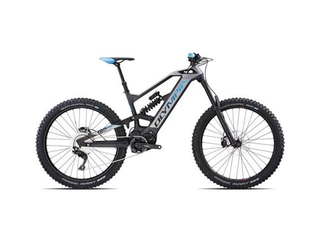 Bicicleta Olympia  E-BIKE Modelo Hammer 27´5 + PRIME