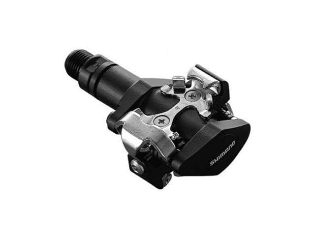 Pedales SHIMANO PD-M505 negro.