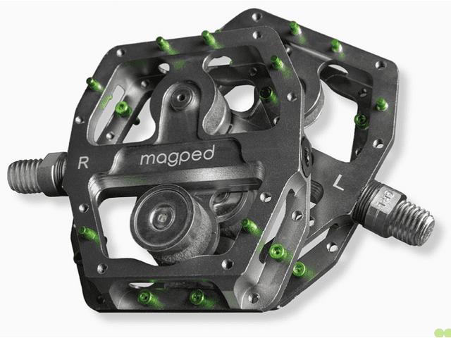 MAGPED pedales magnéticos ENDURO 150nm