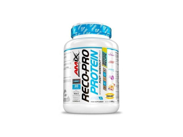 Recuperador AMIX Reco-Pro Sabor yogurt/vainilla 1 kg.
