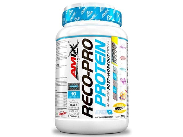 Amix Performance Reco-pro sabor Yogurt/Vainilla 500 gr