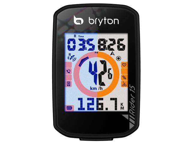 GPS BRYTON Modelo RIDER 15 E