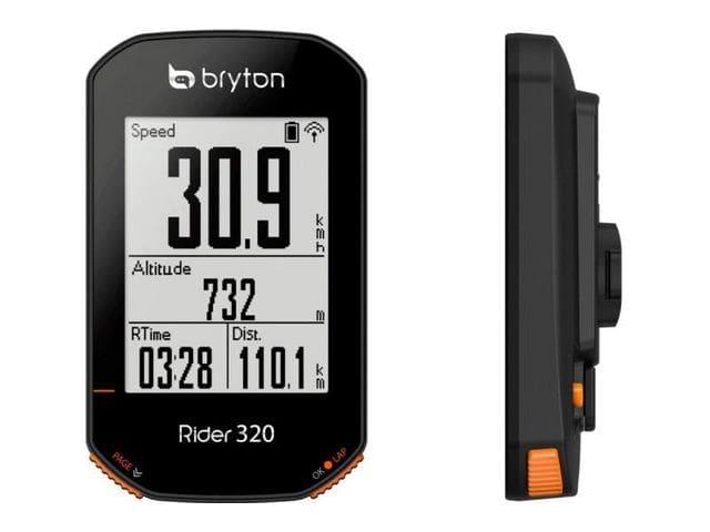 Bryton Rider 320 E GPS para tu bicicleta