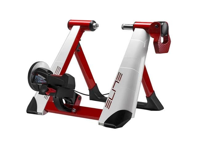 ELITE NOVO FORCE ELASTOGEL RODILLOS BICICLETA