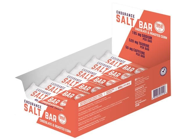 Barrita Endurance Salt (40g) - Chocolate y Avellana