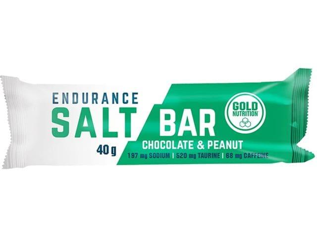 Endurance Salt Bar Chocolate & Cacahuetes