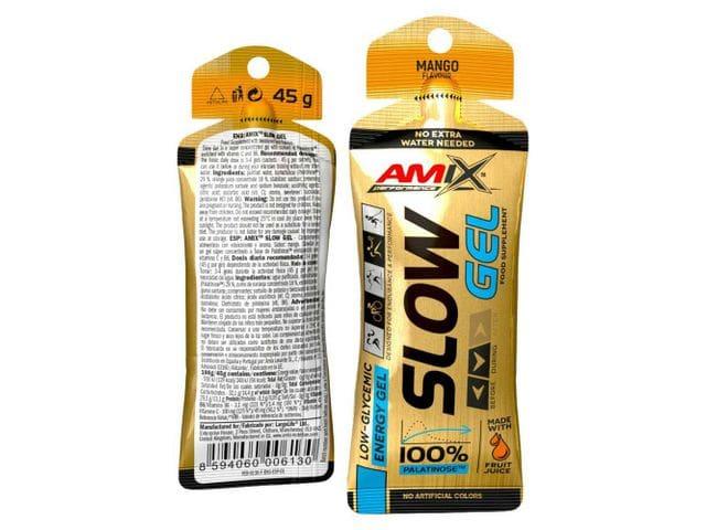 Gel energético Amix Slow